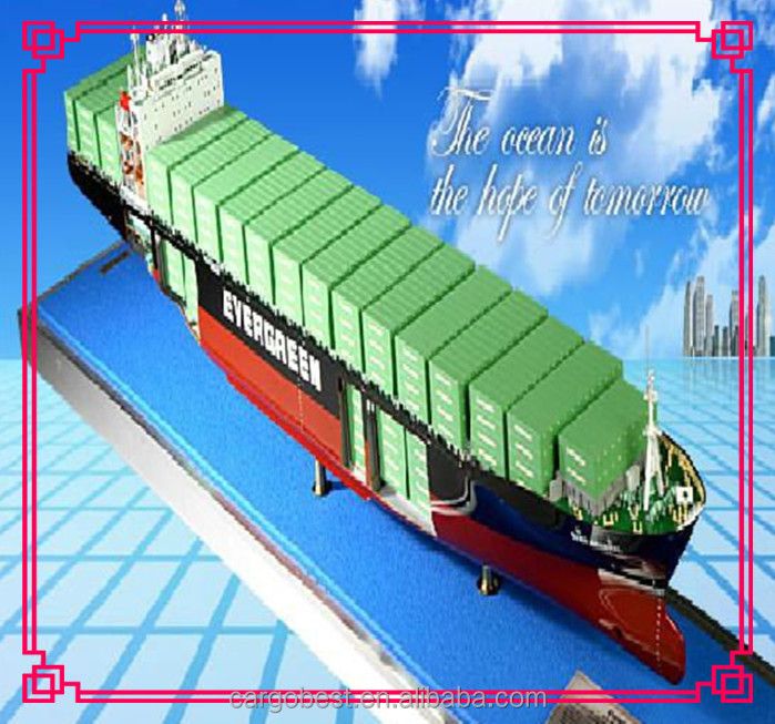 Exhibition booth shipping agent from China ports to Guam, Guam