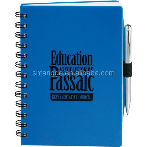 Planner Hot Selling PU Leather Notebook And Pen Gift Set