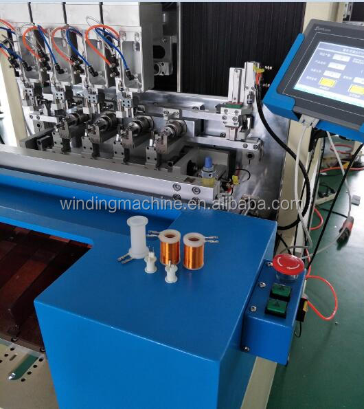Precisie Automatische Coil Winding Machine