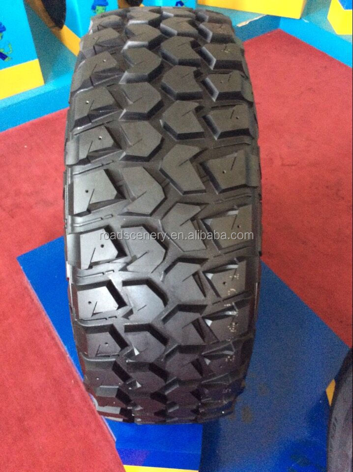 Mud And Snow Tires Lt 245/75r16,Lt 265/75r16 With Ece
