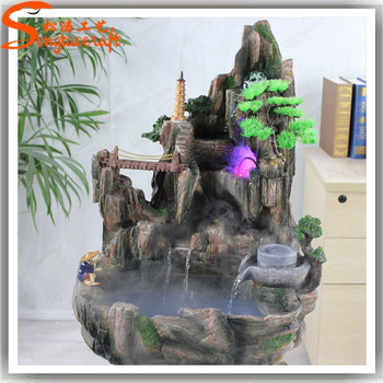Good Product Artificial Fountain Wholesale Indoor Artificial ...