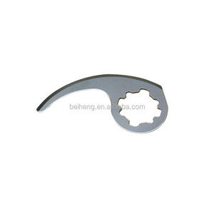 China Bulk Buy Request Size Coconut Scraper Stainless Steel Blades