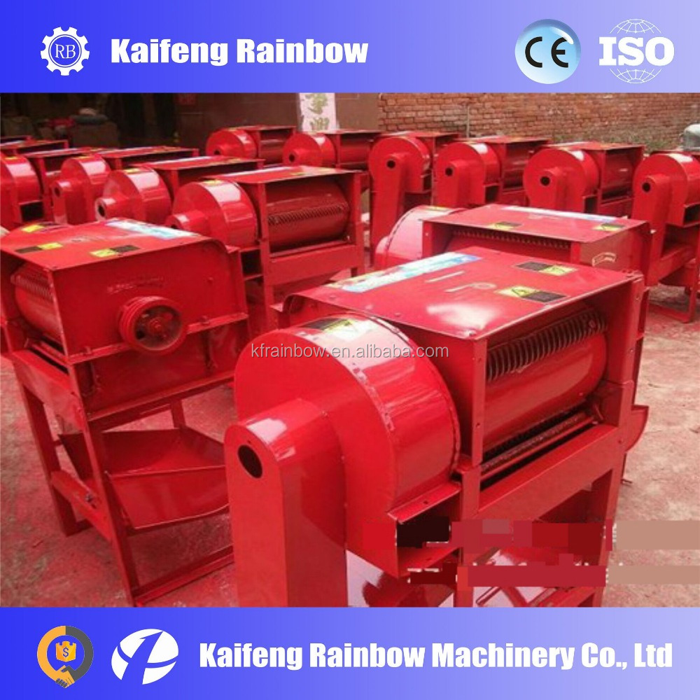 Multifunction automatic Stable performance Rice and wheat Threshing machine
