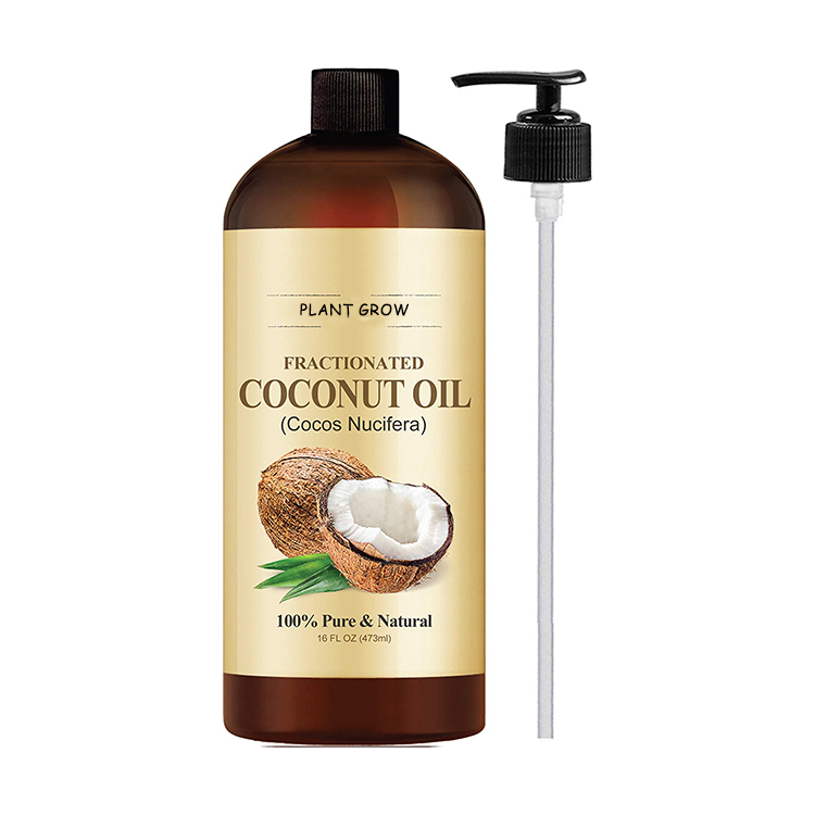 Hot Selling Cold Pressed Fractionated Organic Coconut Oil