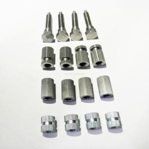 Excellent metal machining daewoo cnc parts cutting