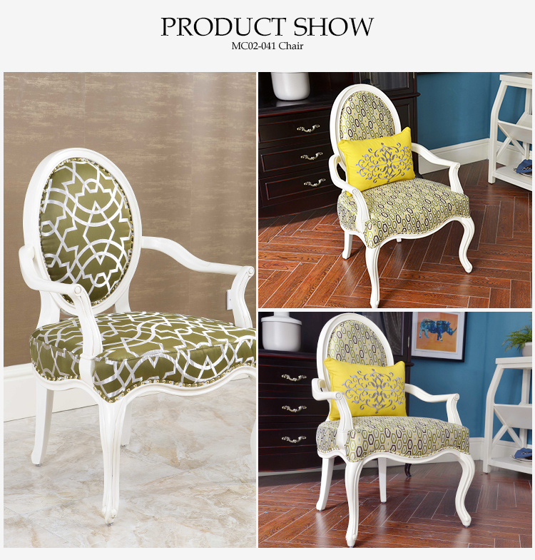 Home Furniture Hand Made Armchair Office wooden Chair Writing Desk Chair