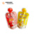 Customized Beverage Juice Packaging Stand Up Spout Pouch reusable Drinking Bag