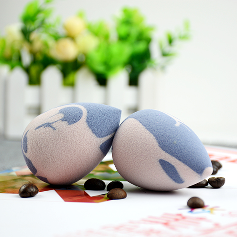Latest waterdrop from factory custom beauty sponge makeup sponge