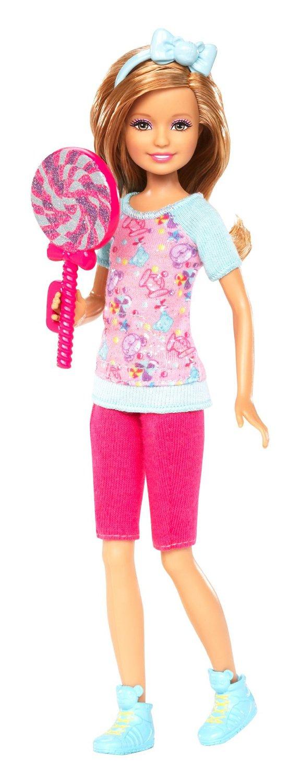 Barbie Sisters Amusement Park Stacie Doll