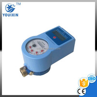 China manufacturers prepaid smart digital water meter