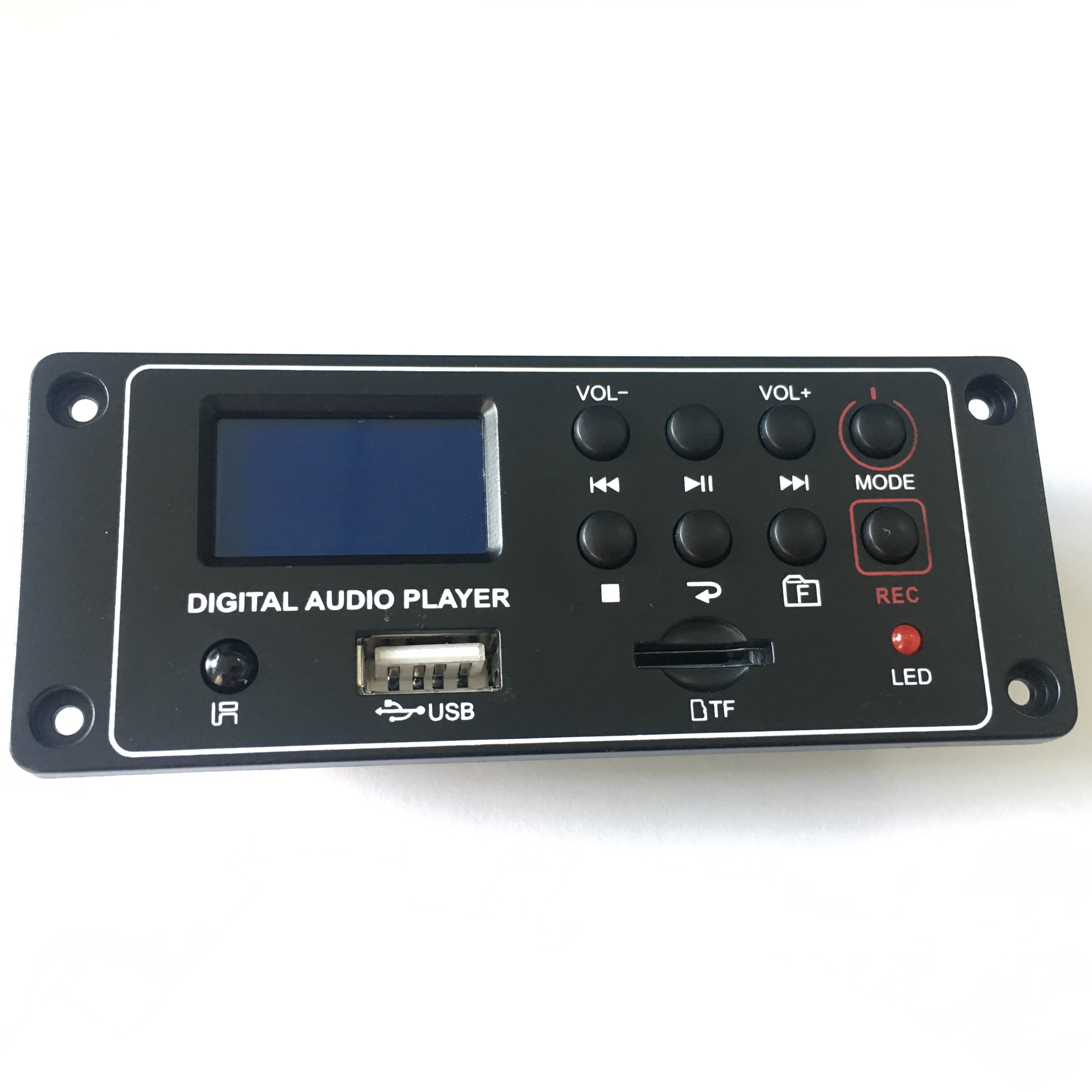 Fm Usb Mp3 Player Module Ir Remote Control Keymemoryinfraredremotecontrolreceivercircuit Suppliers And Manufacturers At