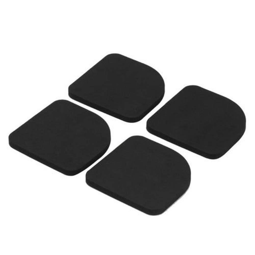 Bathroom Fixtures 4pcs Multifunctional Refrigerator Washing Machine Anti-vibration Pad Mat Products Hot Sale