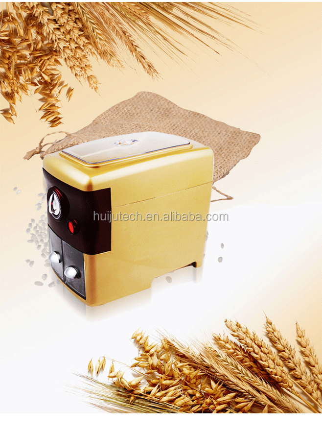 CE approved capacity 6kg/hour automatic rice husking machine / paddy separator machine HJ-P10