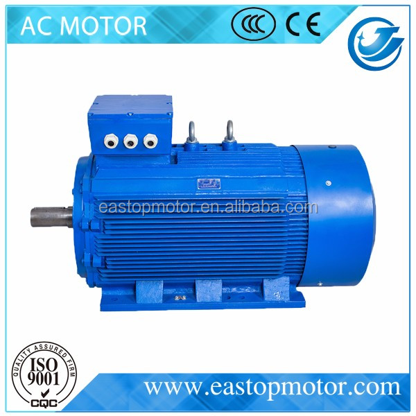 CE Approved Y3 parts of induction motor for mechanical with copper coils