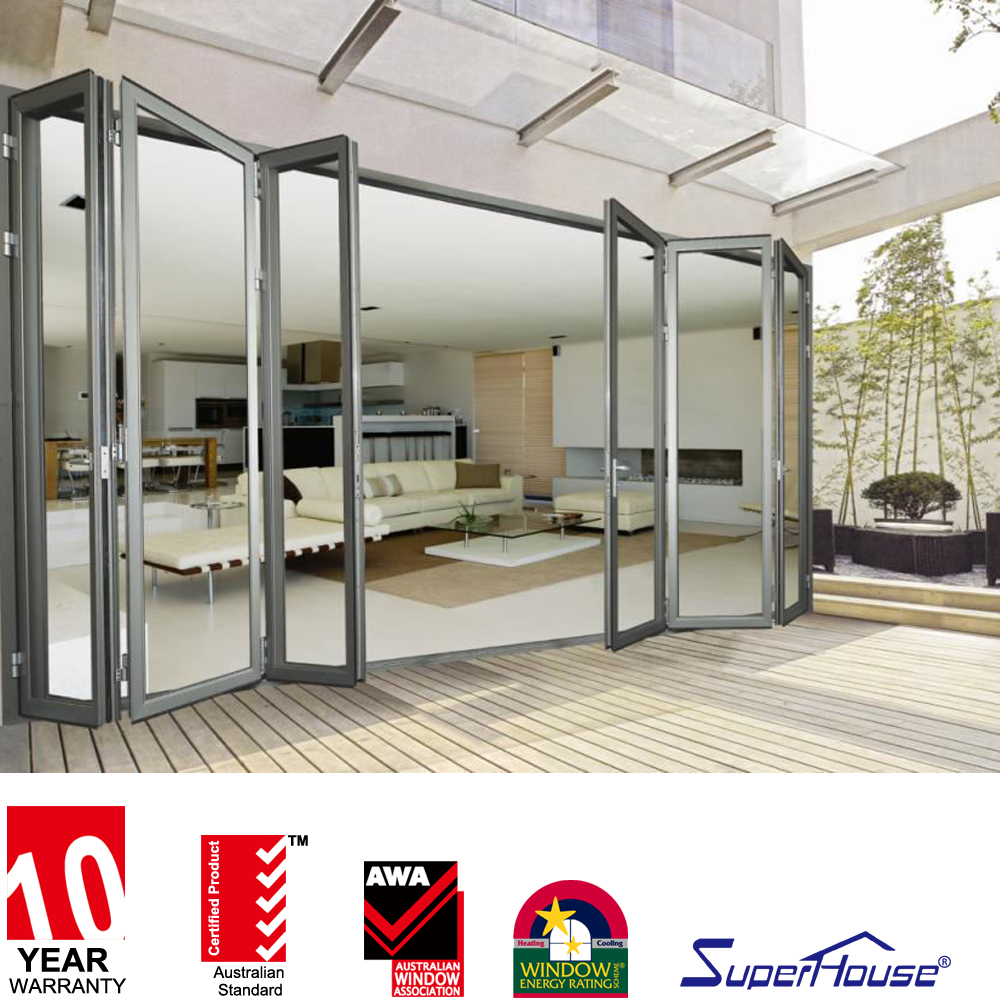 Double Glass Fold Away Door Double Glass Fold Away Door Suppliers & Collection Fold Away Doors Pictures - Woonv.com - Handle idea