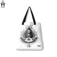 Women shoulder shopping bags canvas tote bag new desgin