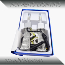 DC12-24V 4th Generation 80W 9600lm H4 LED headlight kits for snowmobile
