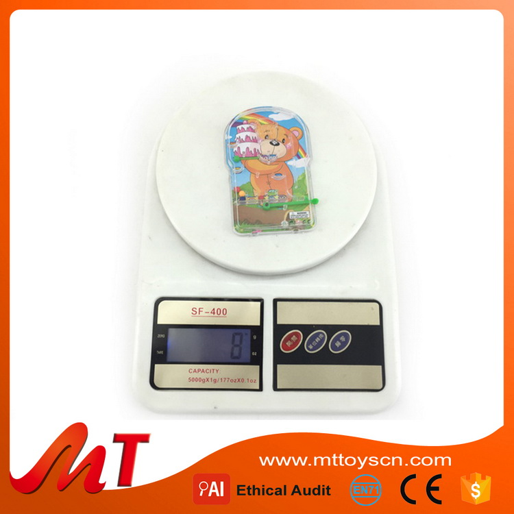 Hot sale four different labyrinth mini easy play educational toy maze game