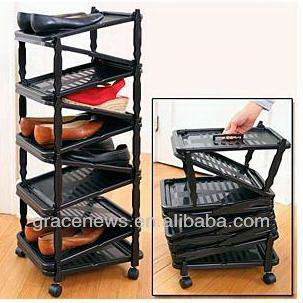 collapsible vertical shoe rack buy plastic shoe rackinterlocking shoe racktall shoe rack product on alibabacom - Vertical Shoe Rack