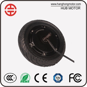 Good quality 8inch 300w 36V hub motor for popular electric scooter