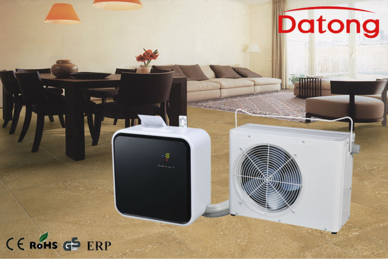 Fashion New cooling only mini split moving air conditioner