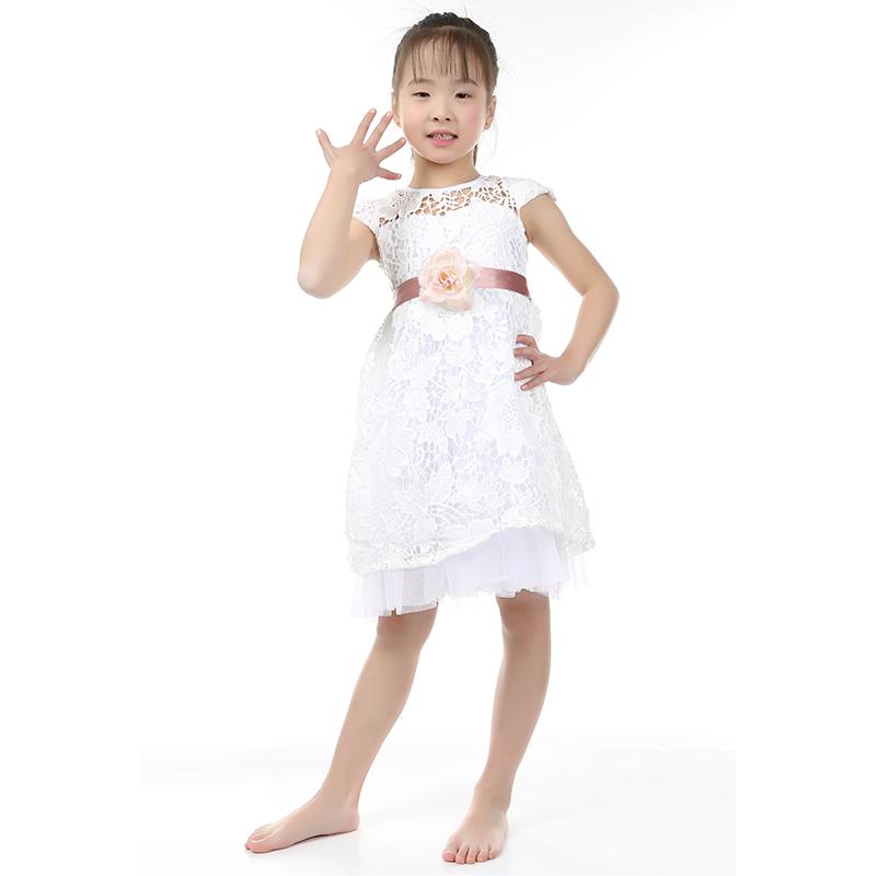 Venta al por mayor crochet vestidos niña patrones-Compre online los ...