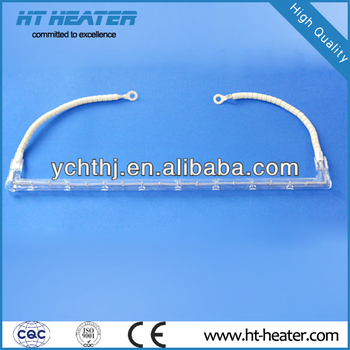 Ht Ir Rohs Certificate Infrared Heating Element Tube