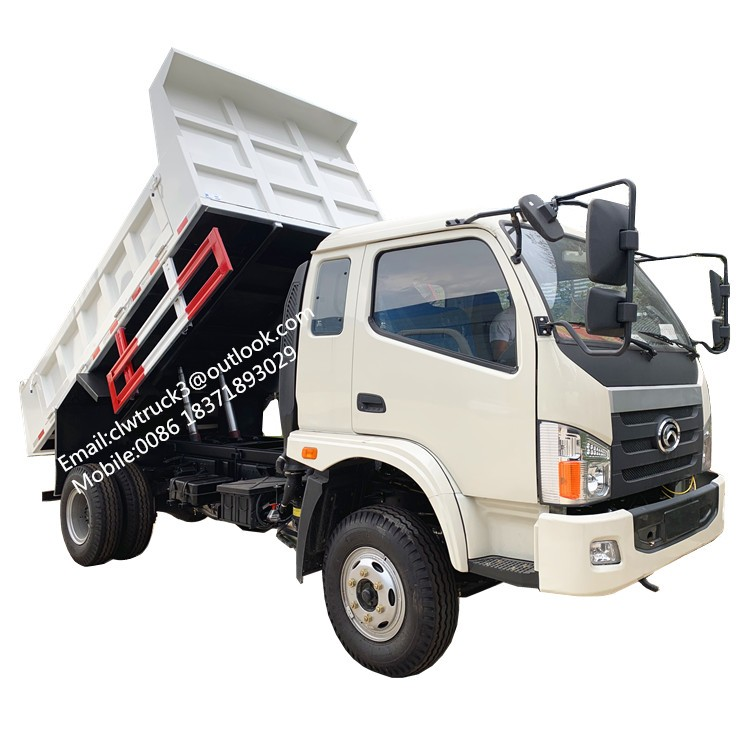 6x4 25 Ton Heavy Dump Trucks For Sale / 10 Tires Tipper