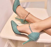 Z56685B latest bulk wholesale high heel women pump shoes dress shoes