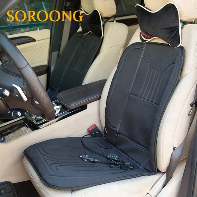 12v 24v Electric Car Seat Heater Warmer