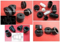 Molded Silicone Tube Grommet / Automotive Cable Harness Car Rubber Grommet / Auto Rubber Grommet For Wire