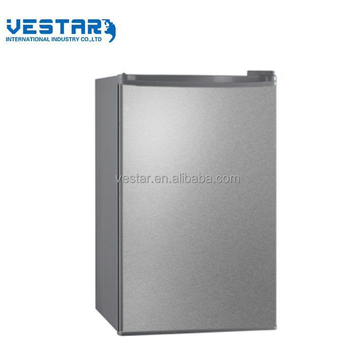 90L net fridge mechanical control manual defrost single door refrigerators and fridges