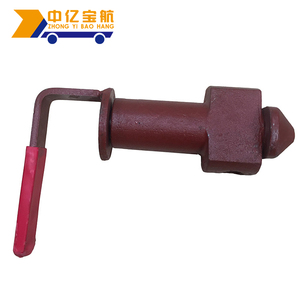 low price truck trailer spare parts twist lock twist lock flatbed trailer twist lock for semi trailer