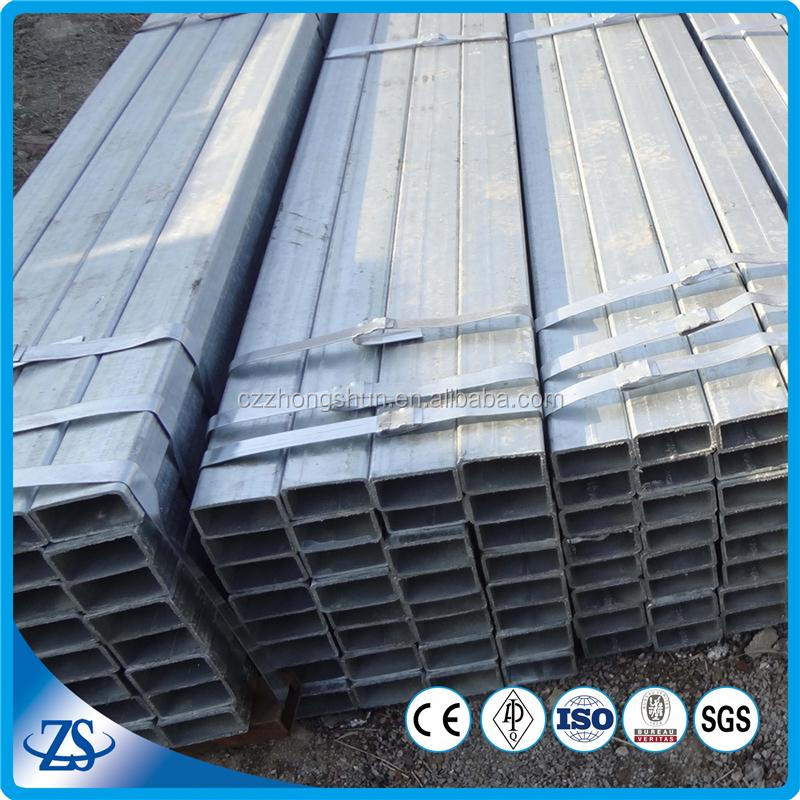 150*150 erw welded rectangular and S.Q steel pipes