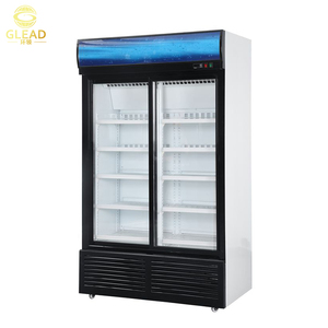 Commercial supermarket used commercial refrigerators for sale/display fridges uk/fridge freezer