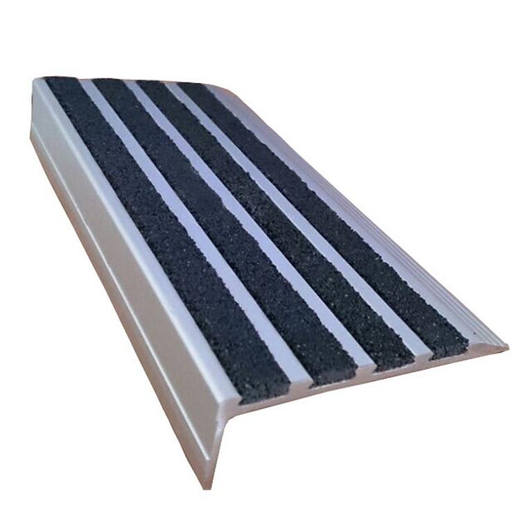 Anti Slip Aluminium Stair Nosing Uk For Stairs