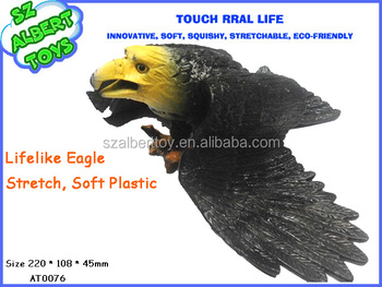 Squishy Stuffed Animals Plastic Eagle Toy - Buy Eagle Toy,Flying ...