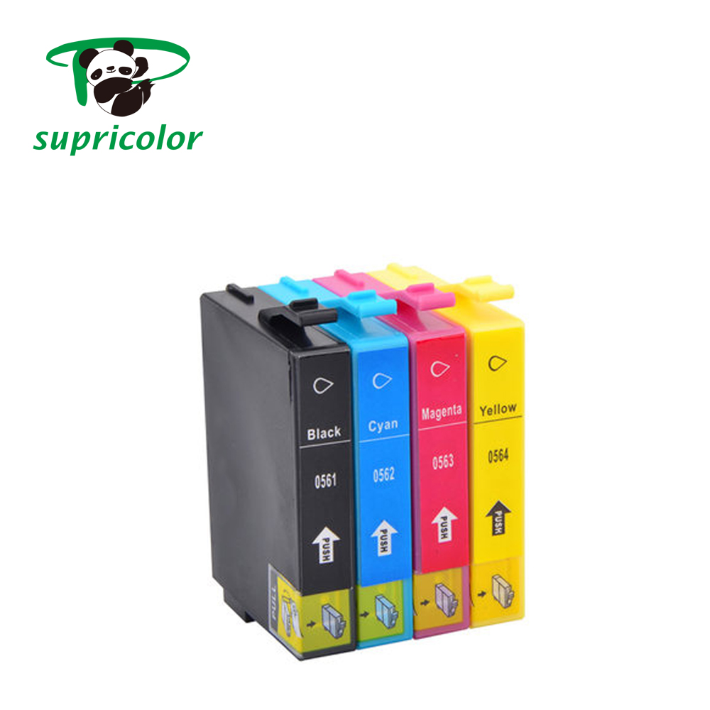 Compatible T0561-T0564 Ink Cartridge for Epson R210/ R230/ R310/ R350/ RX510