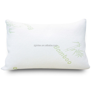 Hotel Bamboo Shredded Memory Foam Pillow Queen Size