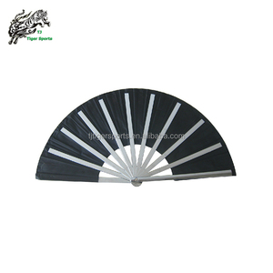 Chinese traditional bamboo custom kung fu fan