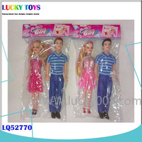 New Products! 9INCH WEDDING COUPLE DOLL 1 dollar GIFT TOY FOR KIDS