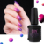 2018 BIN BY-NP-WB01 Changing Color Temperature Nail Gel