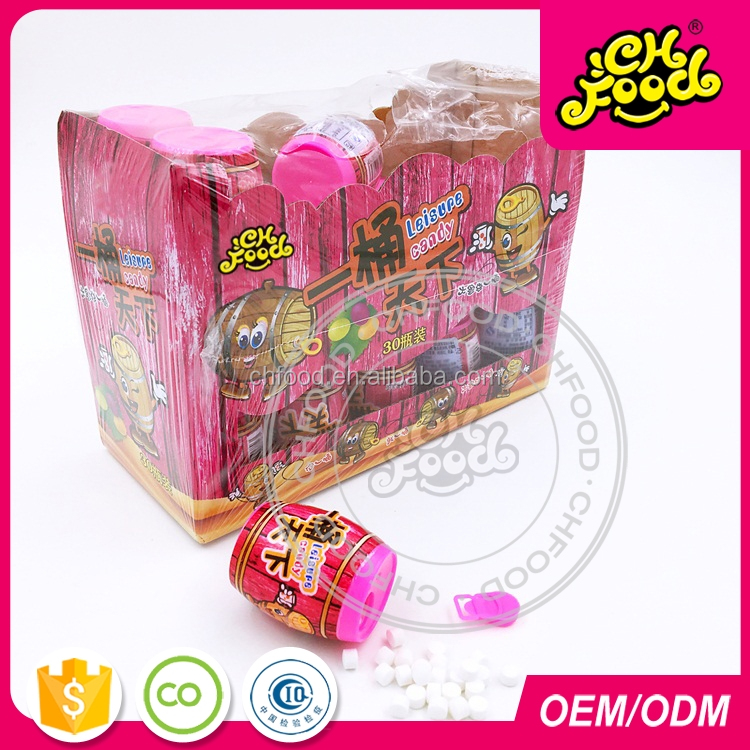 Chfood Leisure Candy Tank Fruit Flavor Wholesale