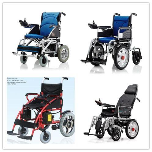 2018 HOT VERKOOP! Goedkope prijs elektrische rolstoel en handmatige rolstoel