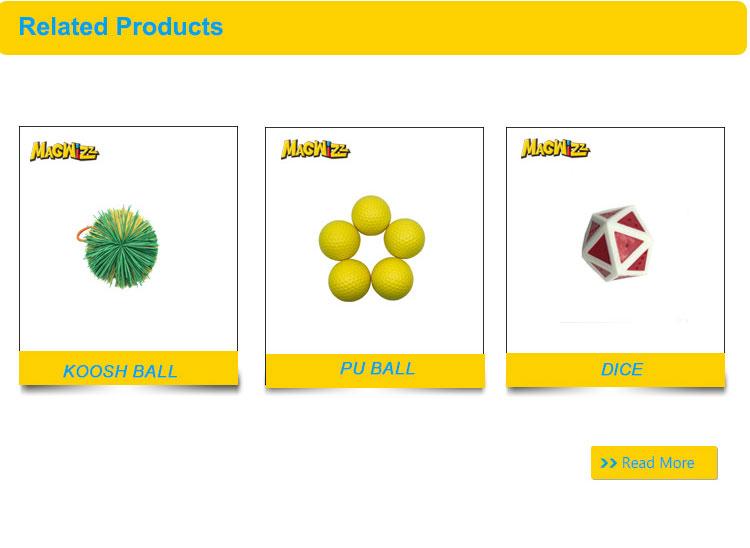Bolas de golfe de venda quente para as crianças de treinamento Torneio De Bola De Golfe driving range ball tour