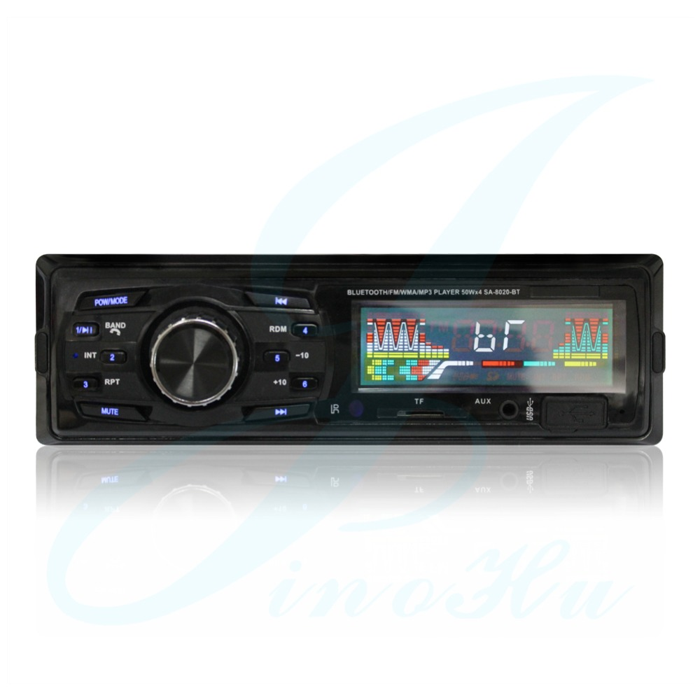 JLH-BT8020 car stereo mp3 usb sd with AM/FM receiver and Bluetooth