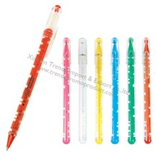 Maze promo pens for kids/branded puzzle pens/promotional fun pen
