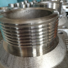 OEM precision casting stainless steel round nuts