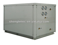 air source heat pump for furnace oil fired boilers