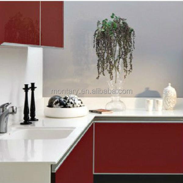 New Design Sparkle Quartz Kitchen Countertop Kitchen